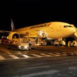 Air France reste à trois vols par semaine en septembre