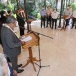 Le bureau du CESEC invité à la Présidence