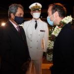 S. Lecornu entame sa troisième visite officielle au fenua
